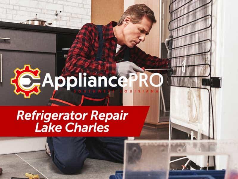 refrigerator repair lake charles la